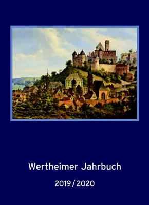 Cover Wertheimer Jahrbuch 2019-2020