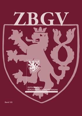 Cover ZBGV 105 (2017–2018)