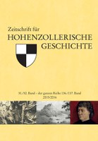 Cover Journal for Hohenzollern History